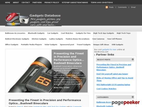gadgetsdatabase.com