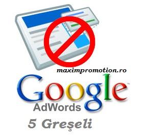 adwords-5-greseli